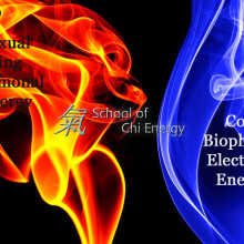 Sexual Energy vs Electrical Bio-photon Energy